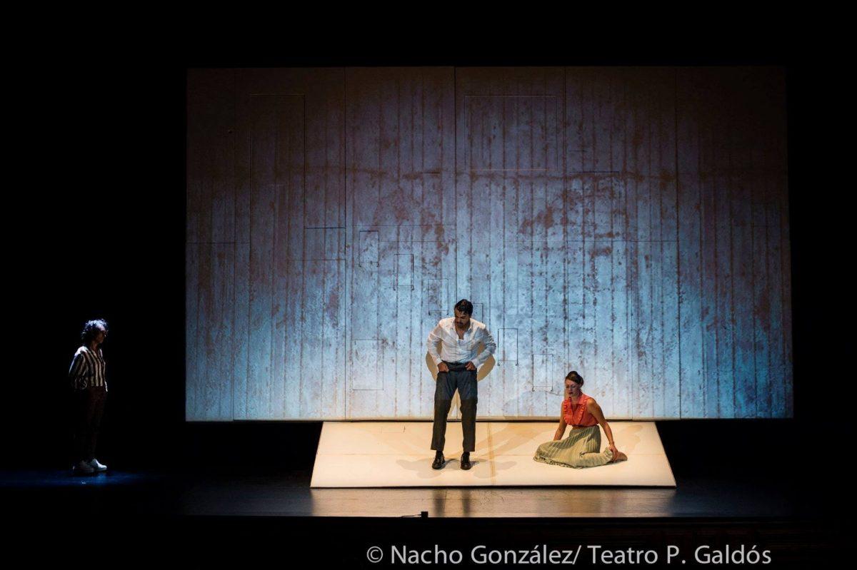 ANA (también a nosotros nos llevará el olvido) se estrena en el teatro Fernán Gómez de Madrid