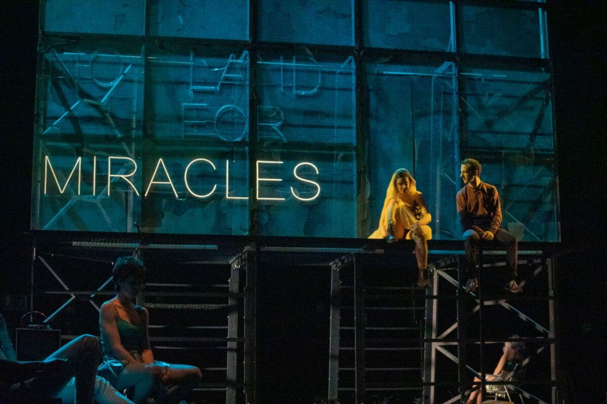 Estreno de ULLOA en los Teatros del Canal